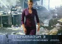 Terminator 3: Rise of the Machines - 11 x 14 Poster German Style C