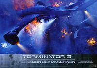 Terminator 3: Rise of the Machines - 11 x 14 Poster German Style D