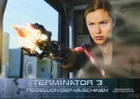 Terminator 3: Rise of the Machines - 11 x 14 Poster German Style F