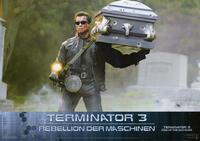 Terminator 3: Rise of the Machines - 11 x 14 Poster German Style G