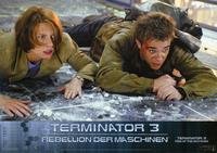 Terminator 3: Rise of the Machines - 11 x 14 Poster German Style H