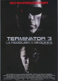 Terminator 3: Rise of the Machines - 27 x 40 Movie Poster - Spanish Style A