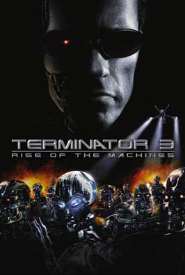 Terminator 3: Rise of the Machines - 11 x 17 Movie Poster - Style D