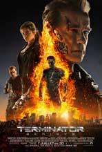 """""""Terminator Genisys"""" Movie Poster"""
