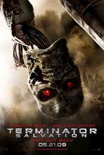 Terminator: Salvation - 27 x 40 Movie Poster - Style D