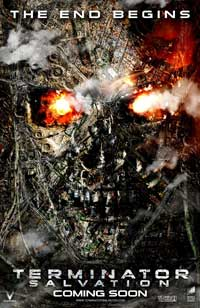 Terminator: Salvation - 11 x 17 Movie Poster - Style D