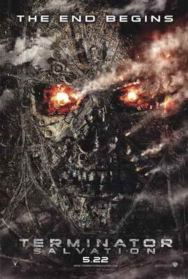 Terminator: Salvation - 11 x 17 Movie Poster - Style E