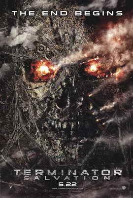 Terminator: Salvation - 27 x 40 Movie Poster - Style B