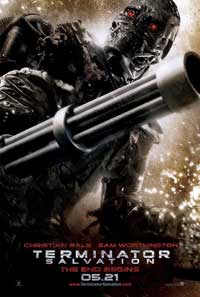 Terminator: Salvation - 27 x 40 Movie Poster - Style C