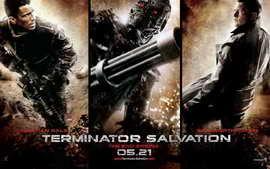 Terminator: Salvation - 11 x 17 Movie Poster - Style H