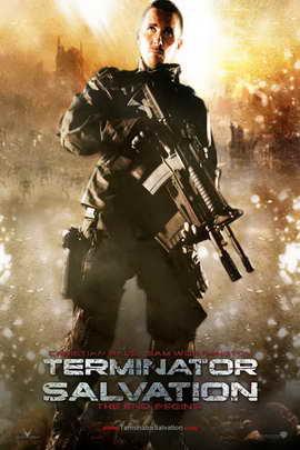 Terminator: Salvation - 11 x 17 Movie Poster - Style G