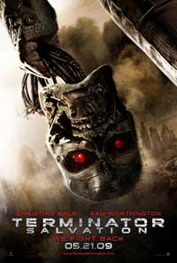 Terminator: Salvation - 11 x 17 Movie Poster - Style J