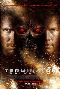 Terminator: Salvation - 11 x 17 Movie Poster - Style K