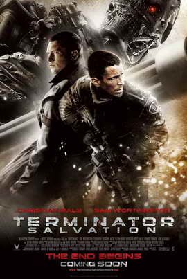 Terminator: Salvation - 11 x 17 Movie Poster - Style L