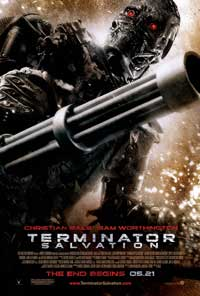 Terminator: Salvation - 43 x 62 Movie Poster - Bus Shelter Style F