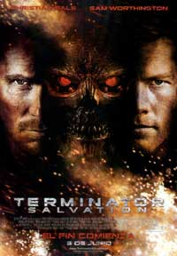 Terminator: Salvation - 27 x 40 Movie Poster - Spanish Style A