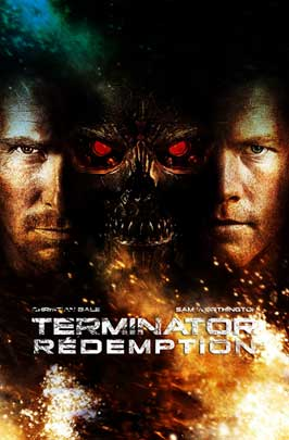 Terminator: Salvation - 27 x 40 Movie Poster - Canadian Style A