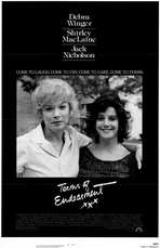 Terms of Endearment - 11 x 17 Movie Poster - Style A