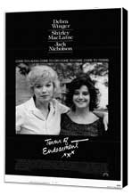 Terms of Endearment - 11 x 17 Movie Poster - Style A - Museum Wrapped Canvas