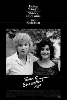 Terms of Endearment - 27 x 40 Movie Poster - Style A