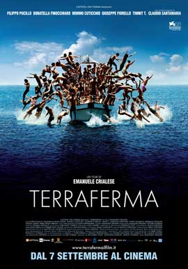 Terraferma - 11 x 17 Movie Poster - Italian Style A
