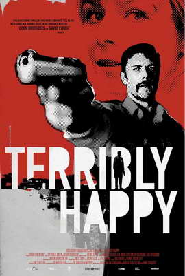 Terribly Happy - 11 x 17 Movie Poster - Style A