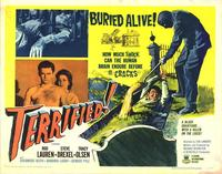 Terrified - 22 x 28 Movie Poster - Half Sheet Style A