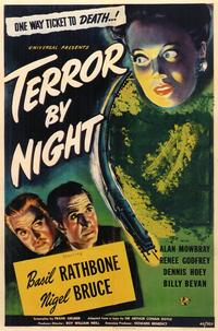 Terror by Night - 11 x 17 Movie Poster - Style A