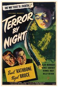 Terror by Night - 27 x 40 Movie Poster - Style A