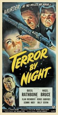 Terror by Night - 14 x 36 Movie Poster - Insert Style A