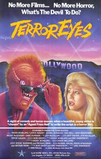 Terror Eyes - 11 x 17 Movie Poster - Style A