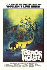 Terror House - 11 x 17 Movie Poster - Style A