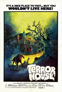 Terror House - 27 x 40 Movie Poster - Style A
