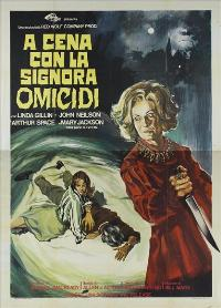 Terror House - 27 x 40 Movie Poster - Italian Style A