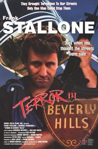 Terror in Beverly Hills - 11 x 17 Movie Poster - Style A