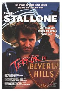 Terror in Beverly Hills - 27 x 40 Movie Poster - Style A