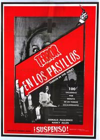 Terror in the Aisles - 27 x 40 Movie Poster - Spanish Style A