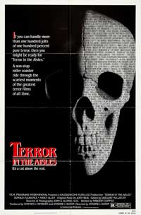 Terror in the Aisles - 27 x 40 Movie Poster - Style A