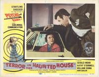 Terror in the Haunted House - 11 x 14 Movie Poster - Style A