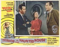 Terror in the Haunted House - 11 x 14 Movie Poster - Style B