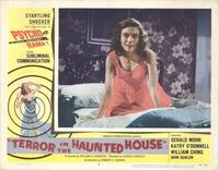 Terror in the Haunted House - 11 x 14 Movie Poster - Style C