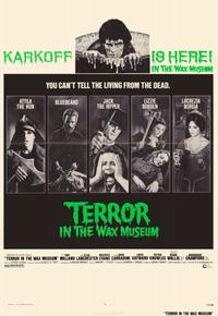 Terror in the Wax Museum - 11 x 17 Movie Poster - Style A