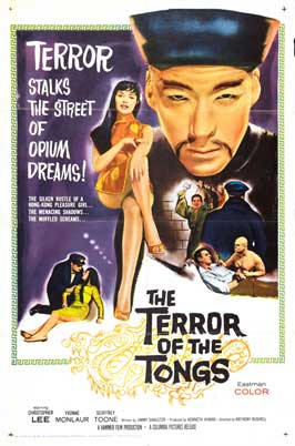 Terror of the Hatchet Men - 27 x 40 Movie Poster - Style A