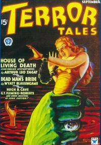 Terror Tales (Pulp) - 11 x 17 Pulp Poster - Style A