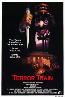 Terror Train - 27 x 40 Movie Poster - Style A