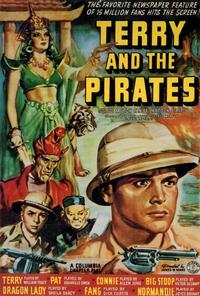 Terry and the Pirates - 27 x 40 Movie Poster - Style A