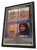 Tess - 11 x 17 Movie Poster - Style A - in Deluxe Wood Frame