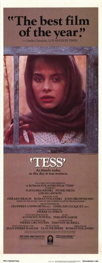 Tess - 11 x 17 Movie Poster - Style C