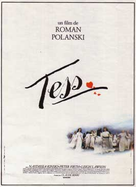 Tess - 27 x 40 Movie Poster - French Style A