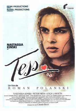 Tess - 27 x 40 Movie Poster - Spanish Style A